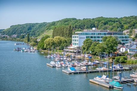 Panoramablick-Wellness zwischen Rhein & Mosel - Kostenfrei stornierbar, Hotel FÄHRHAUS, Koblenz, Rheinland-Pfalz, Deutschland - save 53%