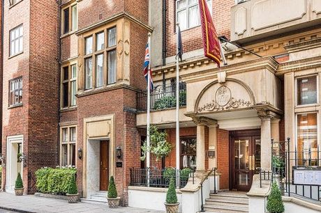 5*-Luxus zwischen Hyde Park & Harrods - Kostenfrei stornierbar, The Capital Hotel Apartments & Townhouse, London, Großbritannien - save 55%
