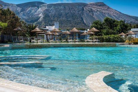 Insel-Idylle vor der Küste Siziliens - Kostenfrei stornierbar, Mari del Sud Resort, Vulcano, Liparische Inseln, Sizilien, Italien - save 28%