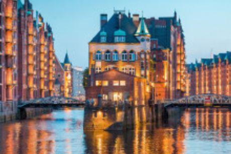 Hamburg stilvoll erleben!. Reisedaten von Januar bis März! Willkommen im Business & More Hotel in Hamburg! Hier erwartet Sie viel mehr als nur ein Business Hotel: Erleben Sie Gastlichkeit mit Herz und Tradition und lassen Sie sich von der einladenden Atmo