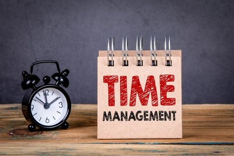 £9 instead of £24 for an online time management course from Acudemy - save 63%