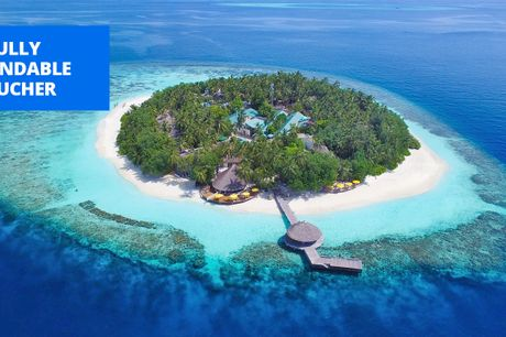 £959pp -- 5-star Maldives pool villa w/meals & more, 65% off