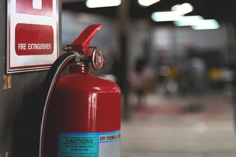 £9 for an online 'fire extinguisher current legislation' course from Acudemy