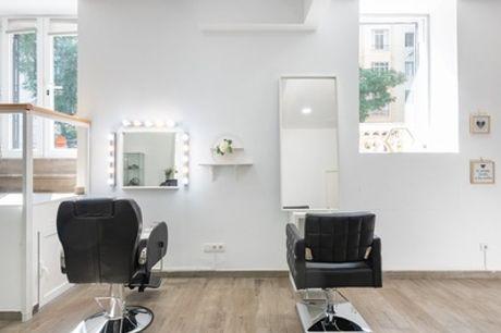 Sesión de peluquería a elegir en Ecco Style Salon