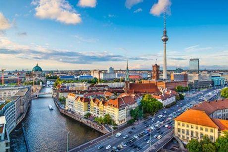 Berlin: Standard-Doppelzimmer für Zwei inkl. Frühstück und Stadtplan im AZIMUT Hotel City South Berlin