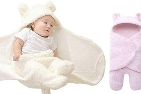 1 o 2 mantas con capucha para bebés recién nacidos
