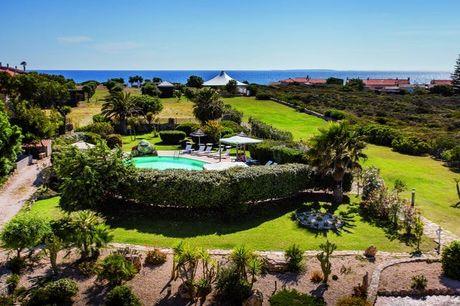 Süßes Leben an Sardiniens Flamingo-Lagune - Kostenfrei stornierbar, Hotel Raffael, Putzu Idu, Sardinien, Italien - save 60%