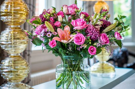 £4 for 50% off at Flowers By Flourish - Nationwide delivery!