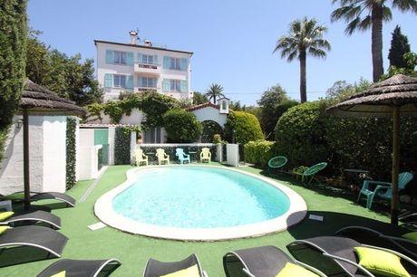 Hôtel Le Pré Catelan - 100% remboursable, Juan-les-Pins, à 5 minutes d'Antibes, Provence-Alpes-Côte d'Azur - save 42%