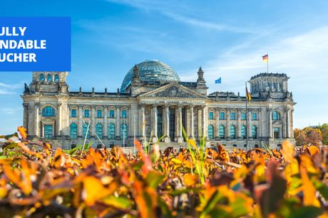 £69 -- Deluxe Berlin hotel: stay into summer, 2021