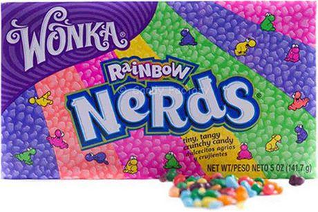 Wonka Rainbow Nerds   12x 142 gr