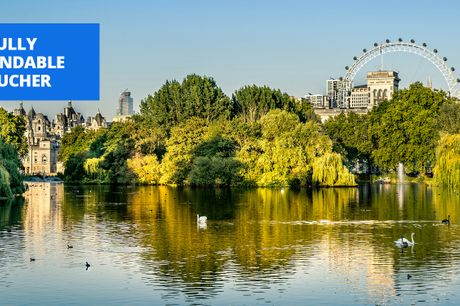 £59 -- London stay nr British Museum with breakfast, 53% off