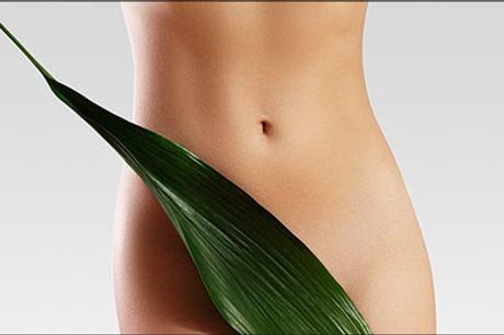 Nænsom og effektiv voksbehandling til kvinder! - Få Brazil voks hos Janeta Professionel Beauty Care, vælg ml. 2 tilbud, værdi op til kr. 640,-