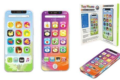 Smartphone de aprendizaje educativo para niños