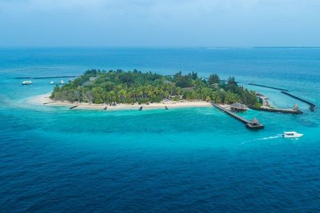 Taj Coral Reef Resort & Spa 5* - 100% remboursable, Atoll de Malé, Maldives - save 52%