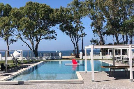 Modernes Strandrefugium an Sardiniens Westküste - Kostenfrei stornierbar, Hotel Lido Beach, Marina di Torregrande, Oristano, Sardinien, Italien - save 60%