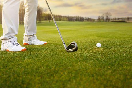 1-daagse GVB golfcursus Amsterdam, Spaarnwoude of Brunssum  Incl. theorie-examen GVB/HCP 54  Behaal je baanpermissie