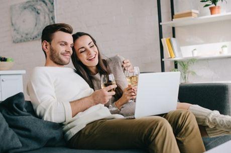 Online-Weinprobe für Zuhause und bis zu 6 Personen inkl. 6 Flaschen Wein & Live-Chat mit Pieroth (65% sparen*)