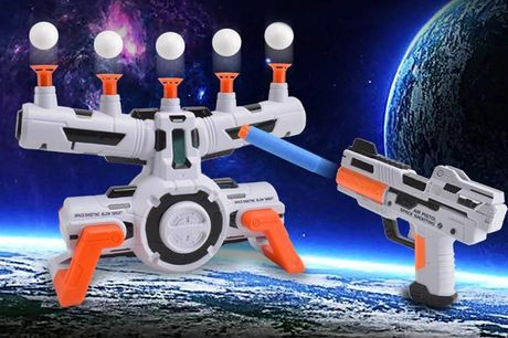 £19.99 instead of £39.99 for a space wars hover floating target game from Direct2Publik - save 50%