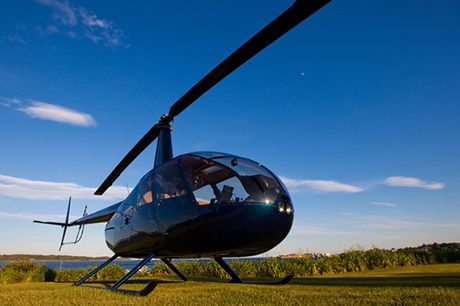 £68 instead of £367 for a one-hour helicopter flying experience for one at Helicentre, Manchester - save 81%