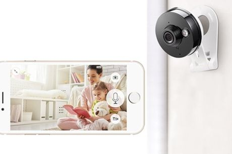 Waardebon van € 30 voor een babyfoon met camera bij Avicam in Leiderdorp