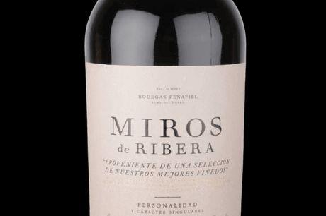 Bodegas Peñafiel, Miros de Ribera Reserva Colleccion Privada 2015. Hos Peñafiel laver de kun Collecion Privada i de årgange, hvor de ved, at kvaliteten er så god, at de kan lave langtidsholdbar og dyb Ribera-rødvin. Du er altså sikret en vin, af bedste kv
