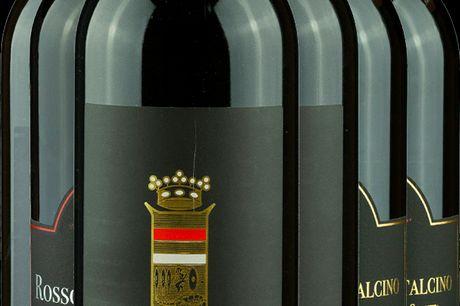 4 Brunello + 2 Gratis Rosso di Montalcino.