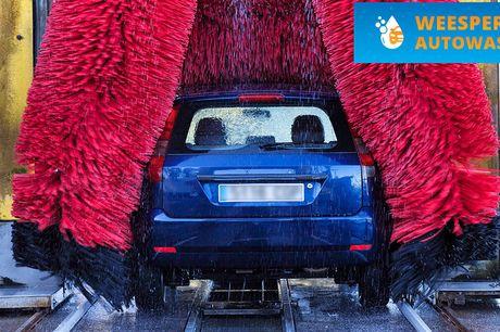 Wasbeurt bij Weesper Autowas Platina programma in Weesp  Wassen, polijsten & meer  3 maanden na aankoop geldig