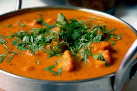 Indisches 3-Gänge-Menü für 2 oder 4 Personen im Restaurant Malz Café (bis zu 49% sparen*)