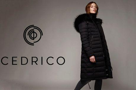 Vinterjakker fra CEDRICO. Gå den kolde tid i møde med stil og kvalitet - inkl. fragt