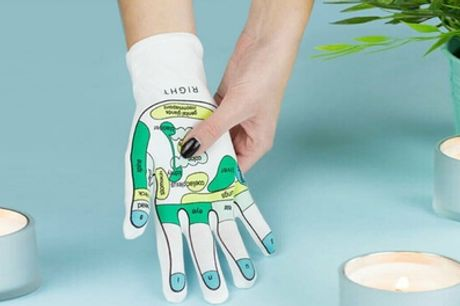 One Pair of Reflexology Gloves