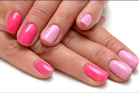 Få de flotteste negle hos Clinique Colette! - Køb en shellak behandling inkl. let manicure hos Clinique Colette, værdi kr. 475,-