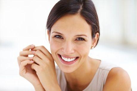 Cuide da sua saúde oral e consiga o sorriso perfeito com que sempre sonhou! A partir de 34€