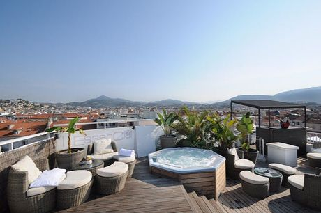 Malerische Tage an der Côte d'Azur - Kostenfrei stornierbar, Splendid Hotel & Spa Nizza, Côte d'Azur, Frankreich - save 38%