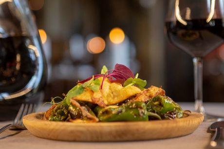 Spis med 33%. El Meson: Autentiske tapas herligheder og liflige druer hos byens ældste, spanske restaurant.