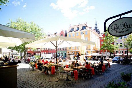 Spar 33% i aften: Oplev franske smagsklassikere på Le Pavé, der har begejstret København i 20 år.