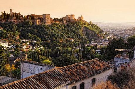 Grandiose Granada-Auszeit - Kostenfrei stornierbar, Casa del Capitel Nazarí, Granada, Andalusien, Spanien - save 54%