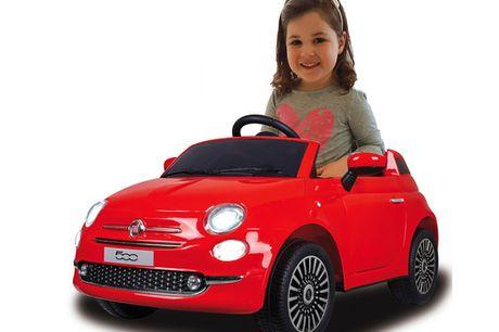 Jamara Ride-On Fiat 500