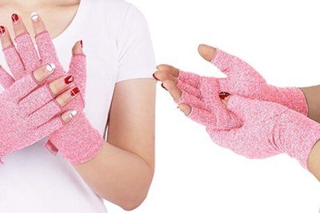 1 o 2 pares de guantes de compresión para combatir la artritis