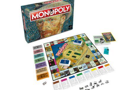 Monopoly Vincent Van Gogh