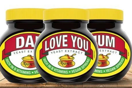 Set regalo de 2 pastas veganas Marmite de 250g para untar