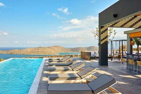 Grecia Elounda - Hotel Elounda Blu 4* - Adults Only a partire da € 147,00. 4* per soli adulti con spa e piscina in una cornice esclusiva
