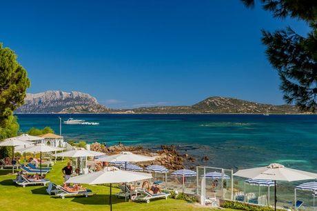 Exklusives Adults-only-Hideaway auf Sardinien - Kostenfrei stornierbar, The Pelican Beach Resort & Spa, Olbia, Costa Smeralda, Sardinien, Italien - save 34%