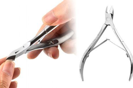 Simpel og ergonomisk neglebåndsklipper