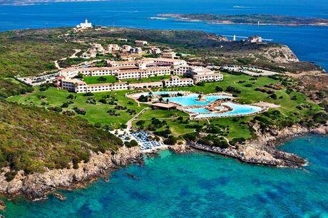Spa de 600 m² et plage privée au Colonna Resort 5* - 100% remboursable, Arzachena, à 30 min d'Olbia, Sardaigne, Italie - save 20%