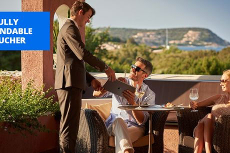 £315pp -- Italy: 5-star Sardinia escape w/perks, 57% off