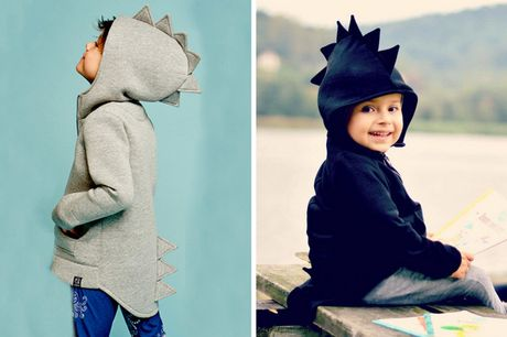 £9.99 instead of £49.99 for a dinosaur hooded jumper from MBLogic - save 80%
