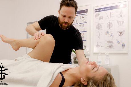 Kropsbehandling. Har du smerter, angst eller mangler du energi?