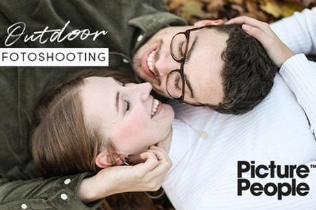 Deluxe-OUTDOOR-Fotoshooting bei PicturePeople inkl. Make-up und 3-5 Bildern (bis zu 67% sparen*)