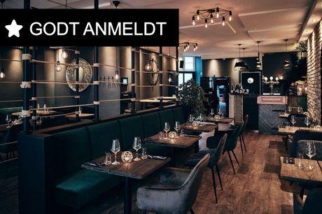 Kun i dag! Maple Casual Dining: Nr. 1 på TripAdvisor over bedste restauranter i København ud af godt 2000.